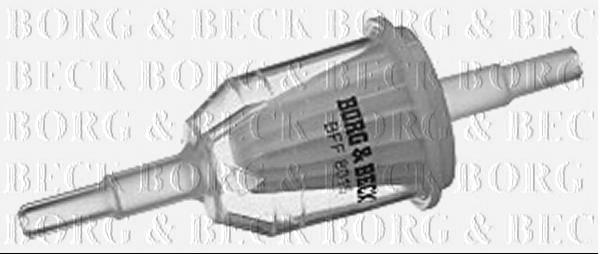 Borg /& Beck FILTRO CARBURANTE PER ROVER MONTEGO Motore A Benzina 2.0 75KW