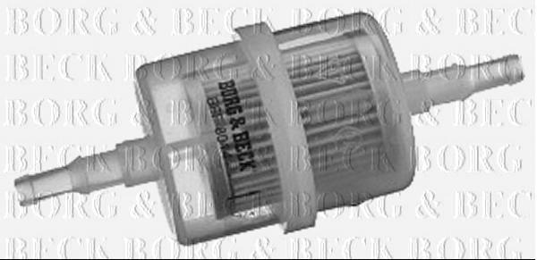 Borg /& Beck Filtro de combustible para Rover 100//Metro motor de gasolina 1.4 76KW