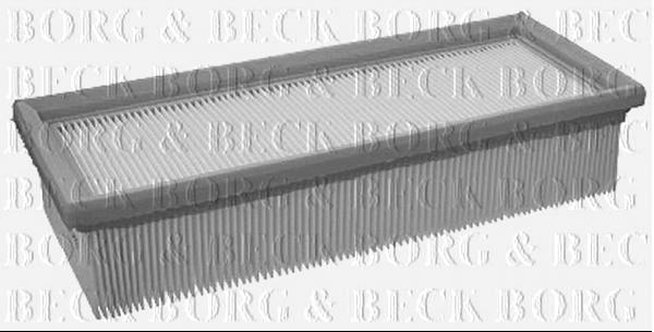 Borg /& Beck Filtro dell/'aria per VAUXHALL ASTRA benzina Saloon 1.6 85KW