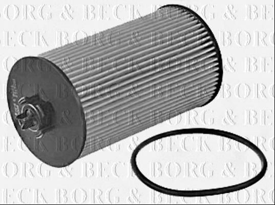 BORG /& BECK Filtre à huile pour Mitsubishi Lancer Saloon 1.6 72 kW
