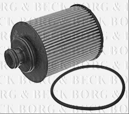 Borg /& Beck Filtro De Aceite Para Opel Meriva MPV 1.4 66KW