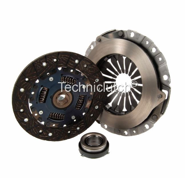 ECOCLUTCH 3 PART CLUTCH KIT FOR ROVER MINI CONVERTIBLE 1300
