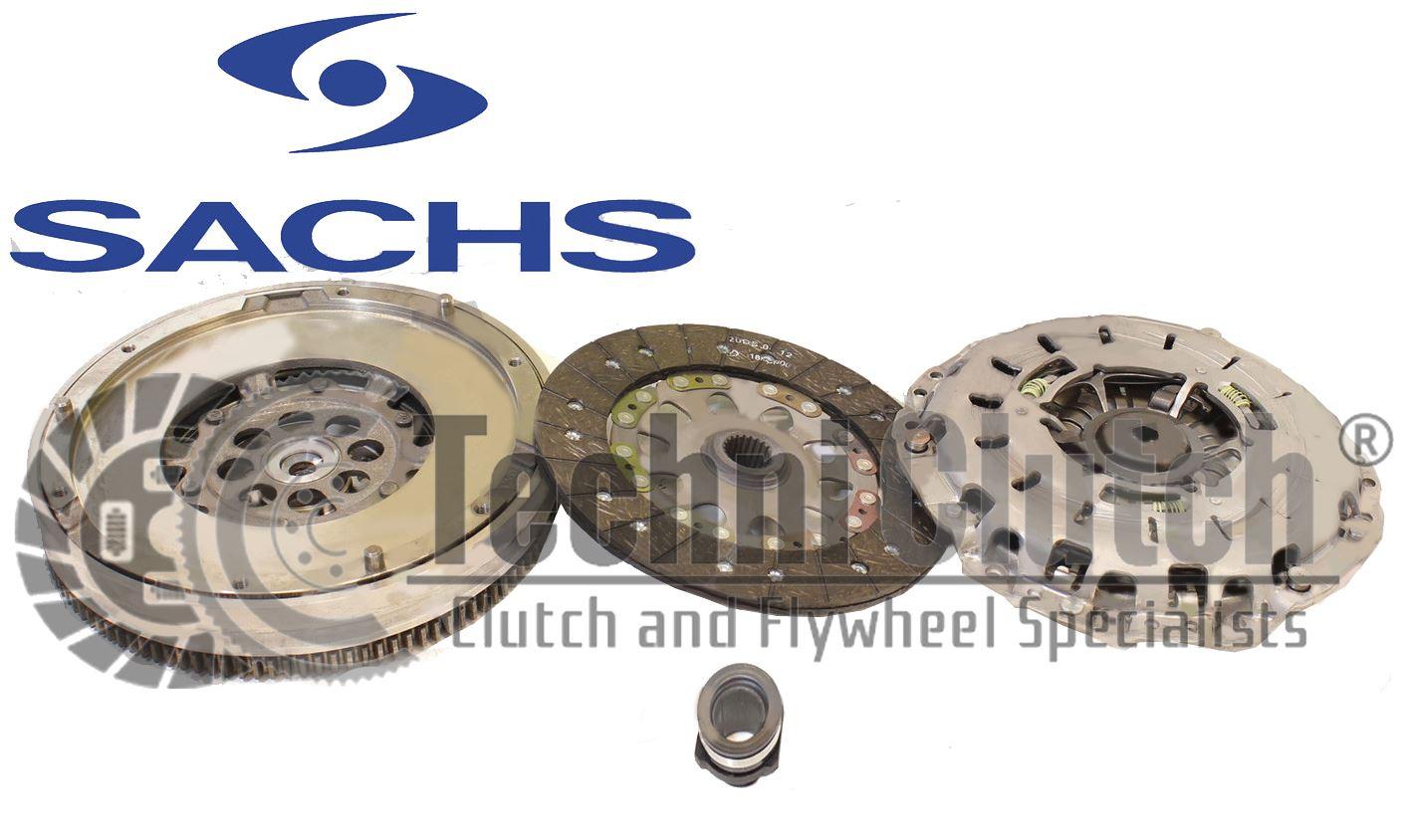 CSC /& ALL BOLTS VW BORA 1.9TDI 1.9 TDI AJM AUY FLYWHEEL CLUTCH KIT