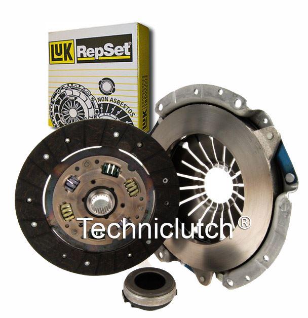 For 2011-2017 Ford Fiesta Clutch Kit LUK 57219MW 2012 2013 2014 2015 2016