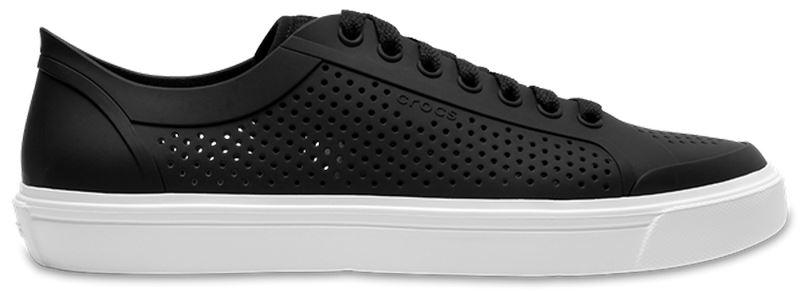 aad8bce01068 Crocs Men s Citilane Roka Court Molded Croslite Matlite Foam Lace Up Sneaker
