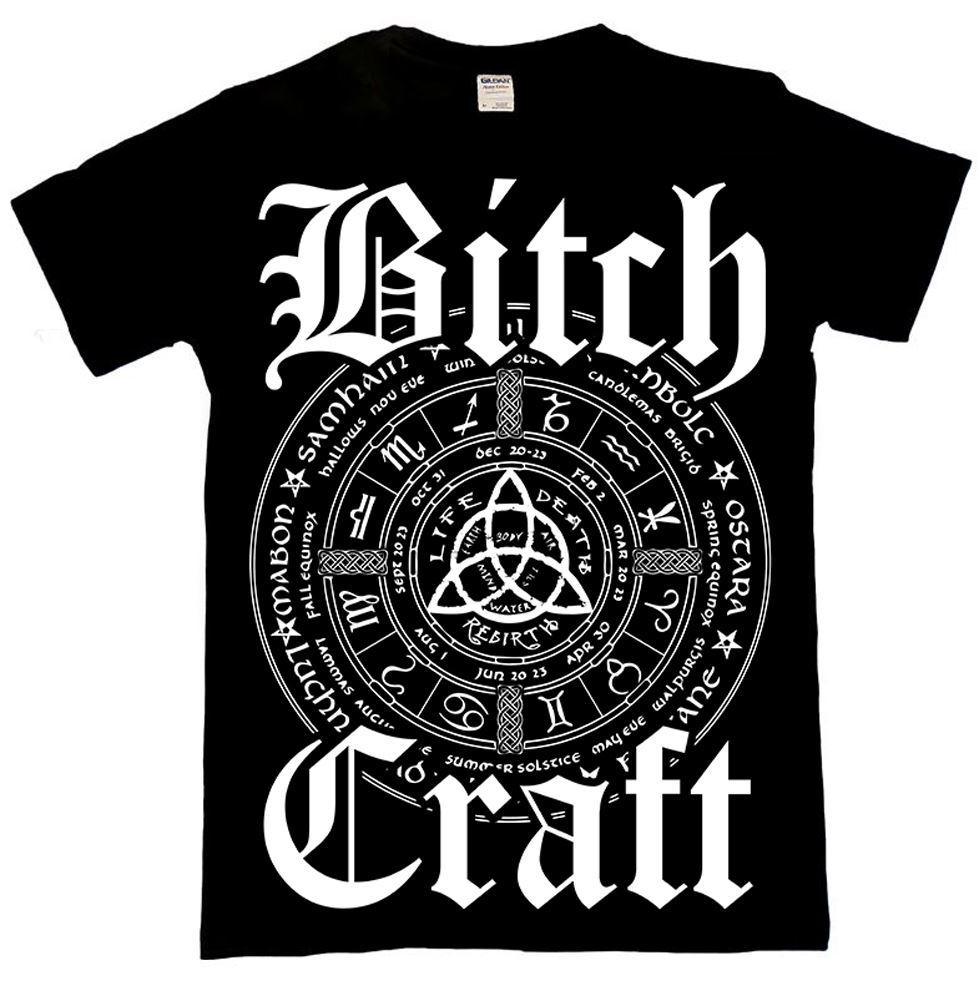 Luna cult bitch craft t shirt gothic occult kill witchcraft symbol luna cult bitch craft t shirt gothic occult kill witchcraft symbol star satanic biocorpaavc Choice Image