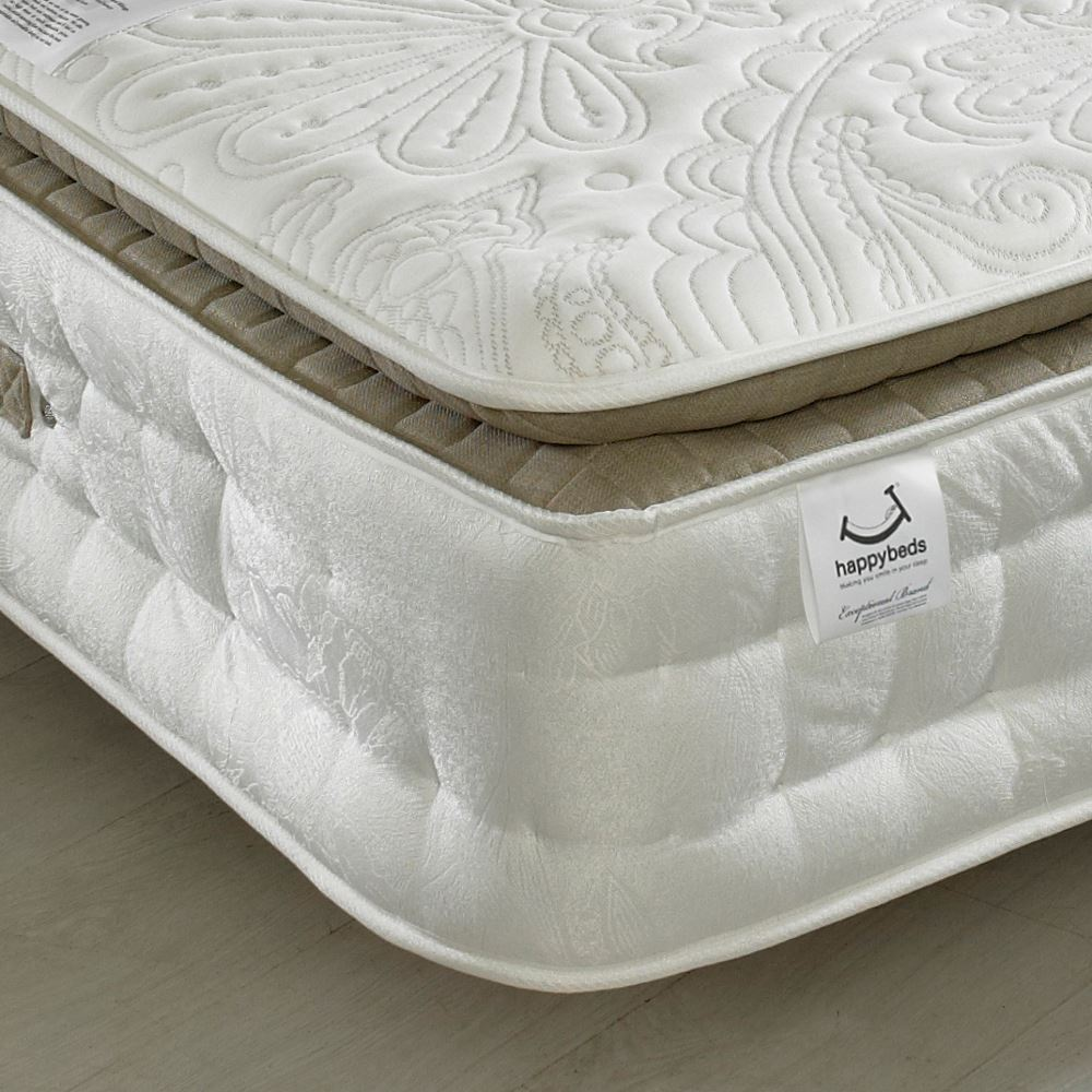 Happy Beds Windsor 3000 Pillowtop Orthopaedic Mattress
