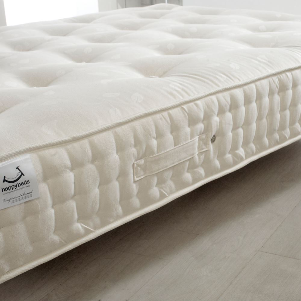 Happy Beds Ambassador 3000 Orthopaedic Mattress Cotton