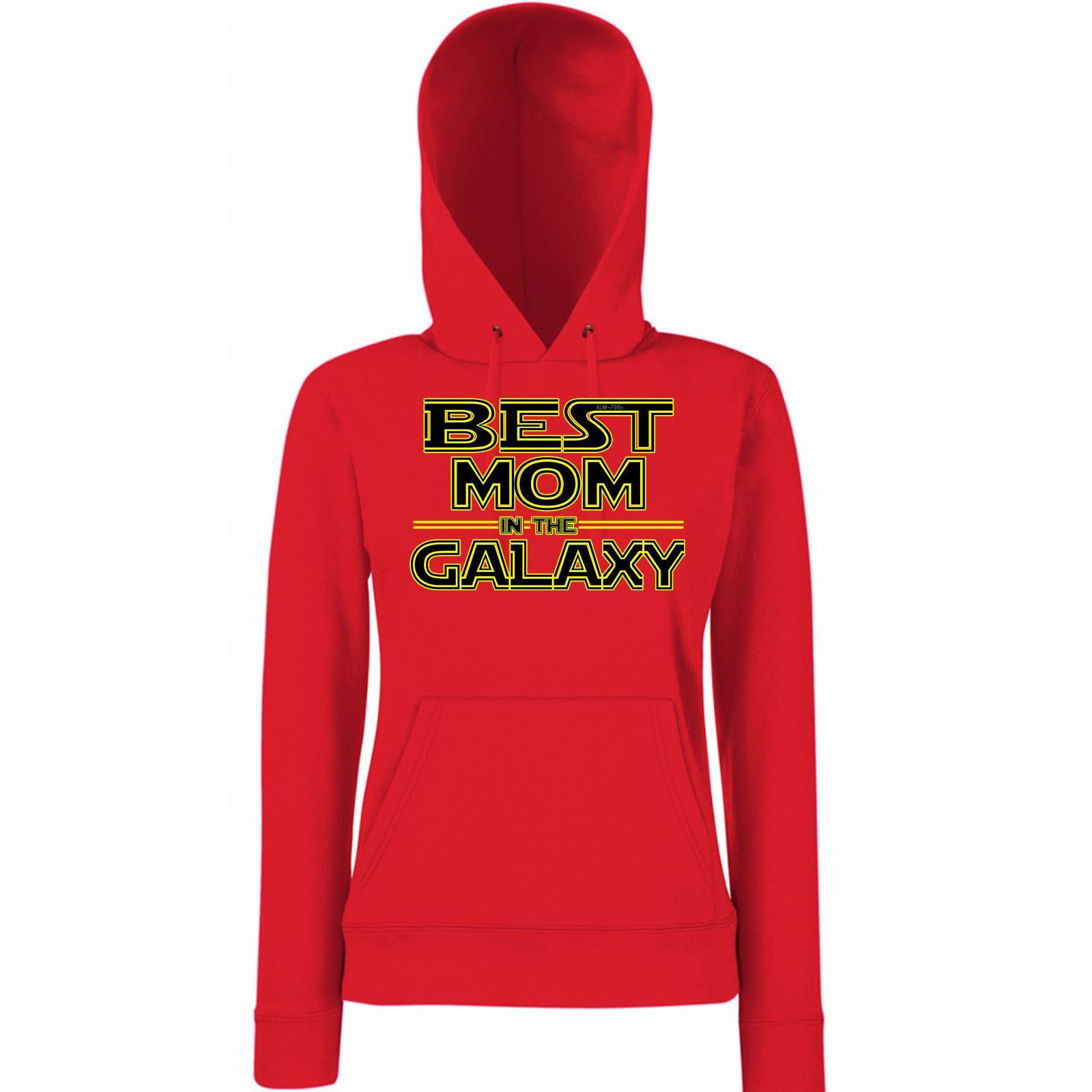 Hilarious Womens Hoodies-Best MOM in Galaxy Star Wars -Hooded ... 98a7c23e4
