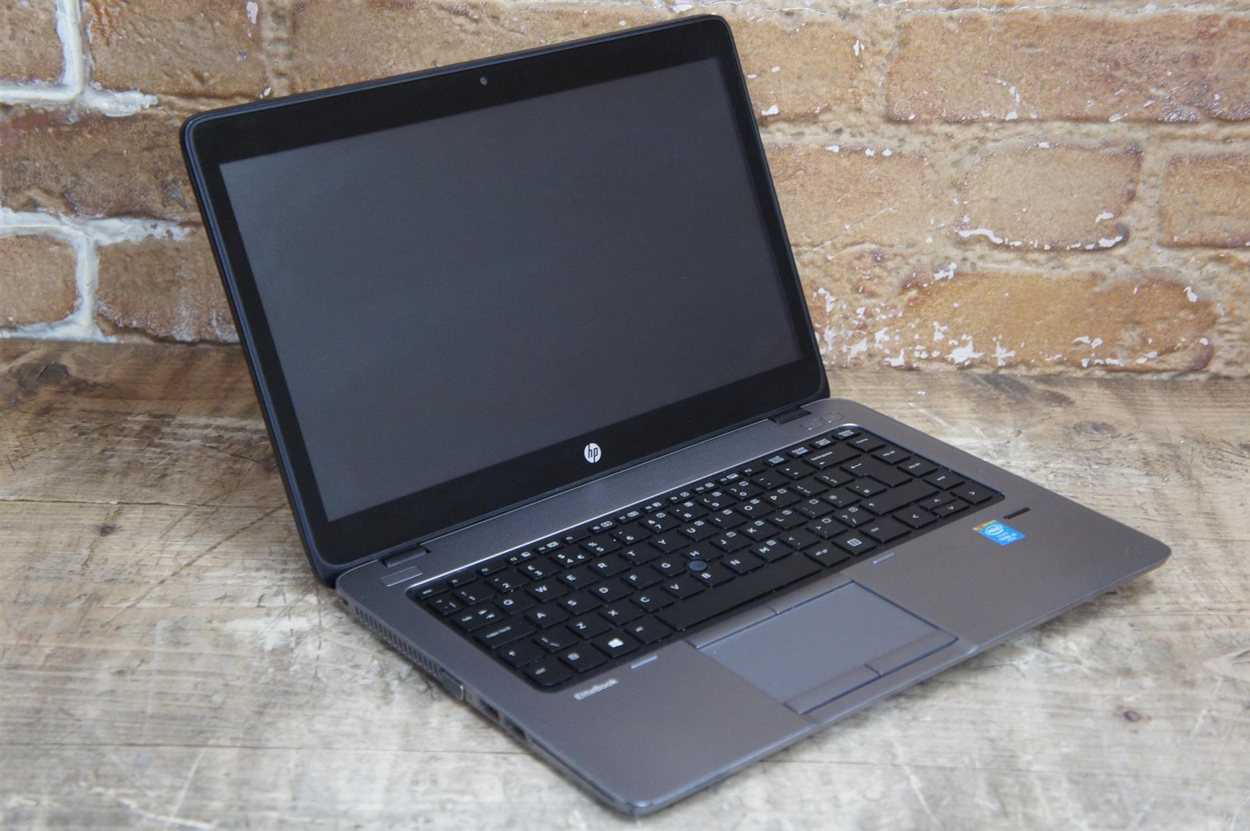 """Hp Elitebook 840 G1 Core I5 4th Gen Grade D Ordinateur Portable 14"""" Sans Ram Sans Disque Dur 109265-afficher Le Titre D'origine"""