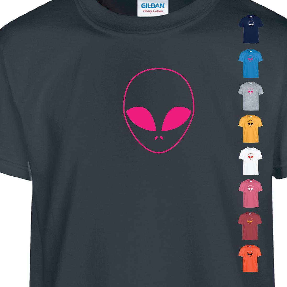 Juvenile E.T Alien Swag Kids T-Shirt Size 5//6