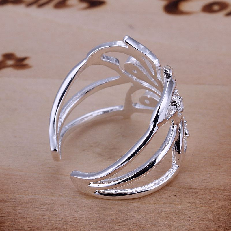 925-Silver-Plt-Adjustable-P-1-2-Size-Ring-Ladies-Gift-Thumb-Toe-Open-Finger thumbnail 30