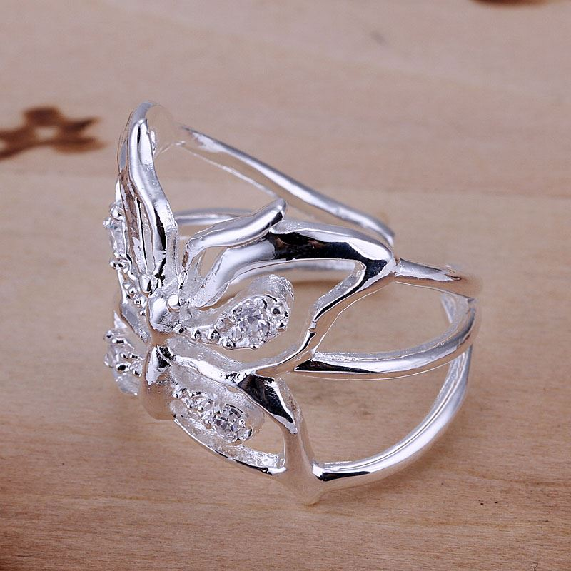 925-Silver-Plt-Adjustable-P-1-2-Size-Ring-Ladies-Gift-Thumb-Toe-Open-Finger thumbnail 29