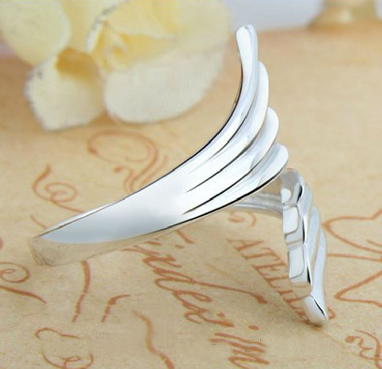 925-Silver-Plt-Adjustable-P-1-2-Size-Ring-Ladies-Gift-Thumb-Toe-Open-Finger thumbnail 23