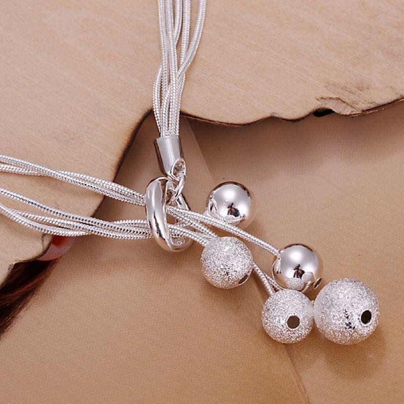 UK-Shop-925-Argento-Bracciale-catena-PLT-Braccialetto-Cavigliera-collegamento-solido-Bracciale-Charm miniatura 11