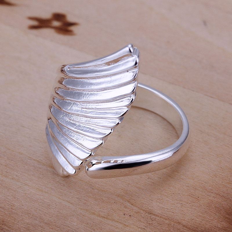925-Silver-Plt-Adjustable-P-1-2-Size-Ring-Ladies-Gift-Thumb-Toe-Open-Finger thumbnail 9