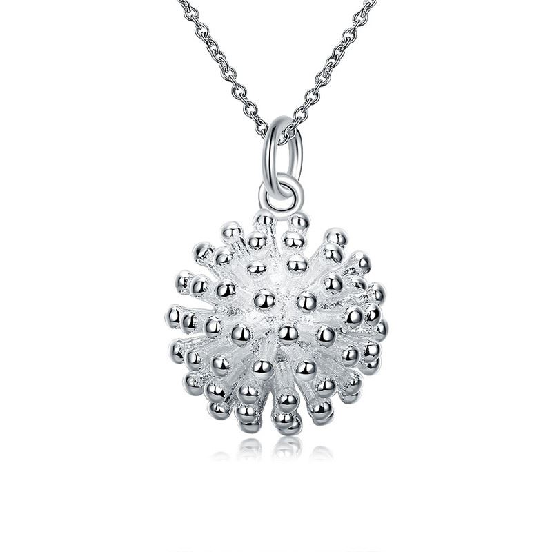 UK-925-SILVER-PLT-PENDANT-NECKLACE-18-034-INCH-CHAIN-LADIES-WOMENS-GIFT-LONG-DROP thumbnail 14