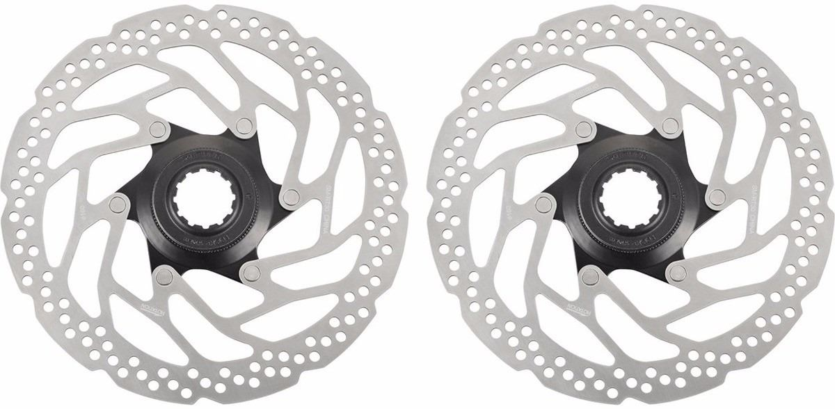 1X For bike SM-RT30 Center Lock Brake Rotor Disc 160//180mm Mountain Bike New