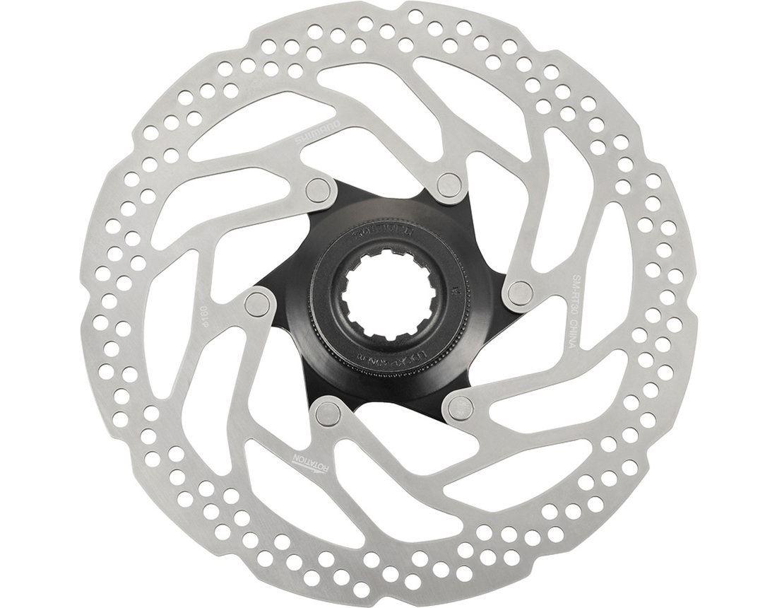 Centre Lock US New Shimano Altus//Alivio SM-RT30 Bicycle Disc Brake Rotor 160mm