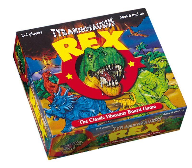Tyrannosaurus Rex Juego Mesa Ninos Age 6 Dinosaurio 5780 Paul