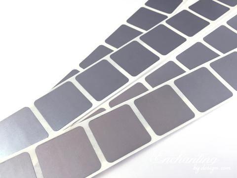 SCRATCHIE-RAYE-Carte-stickers-Formes-Variees-a-Choisir-50-Packs miniature 8