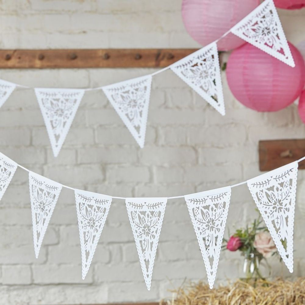 Vintage Affair Hessian Wedding Decorations Party Supplies Country