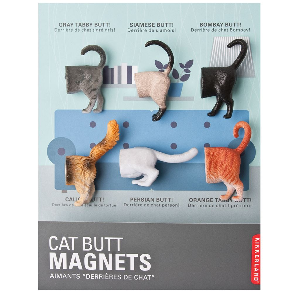 Magnetic Cats And Dogs