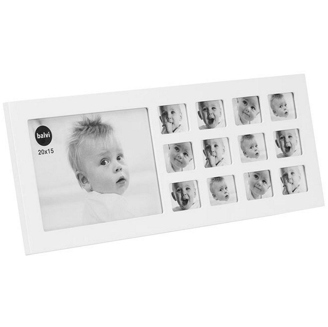 Ungewöhnlich Unser Erstes Jahr Fotorahmen Ideen - Benutzerdefinierte ...