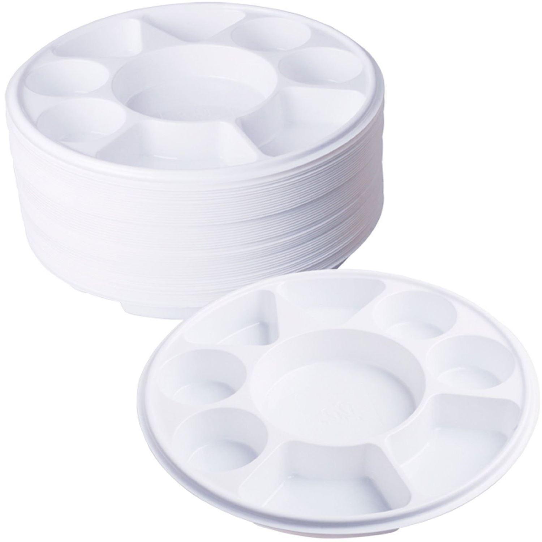 Food Plastic Tray Amazon Uk