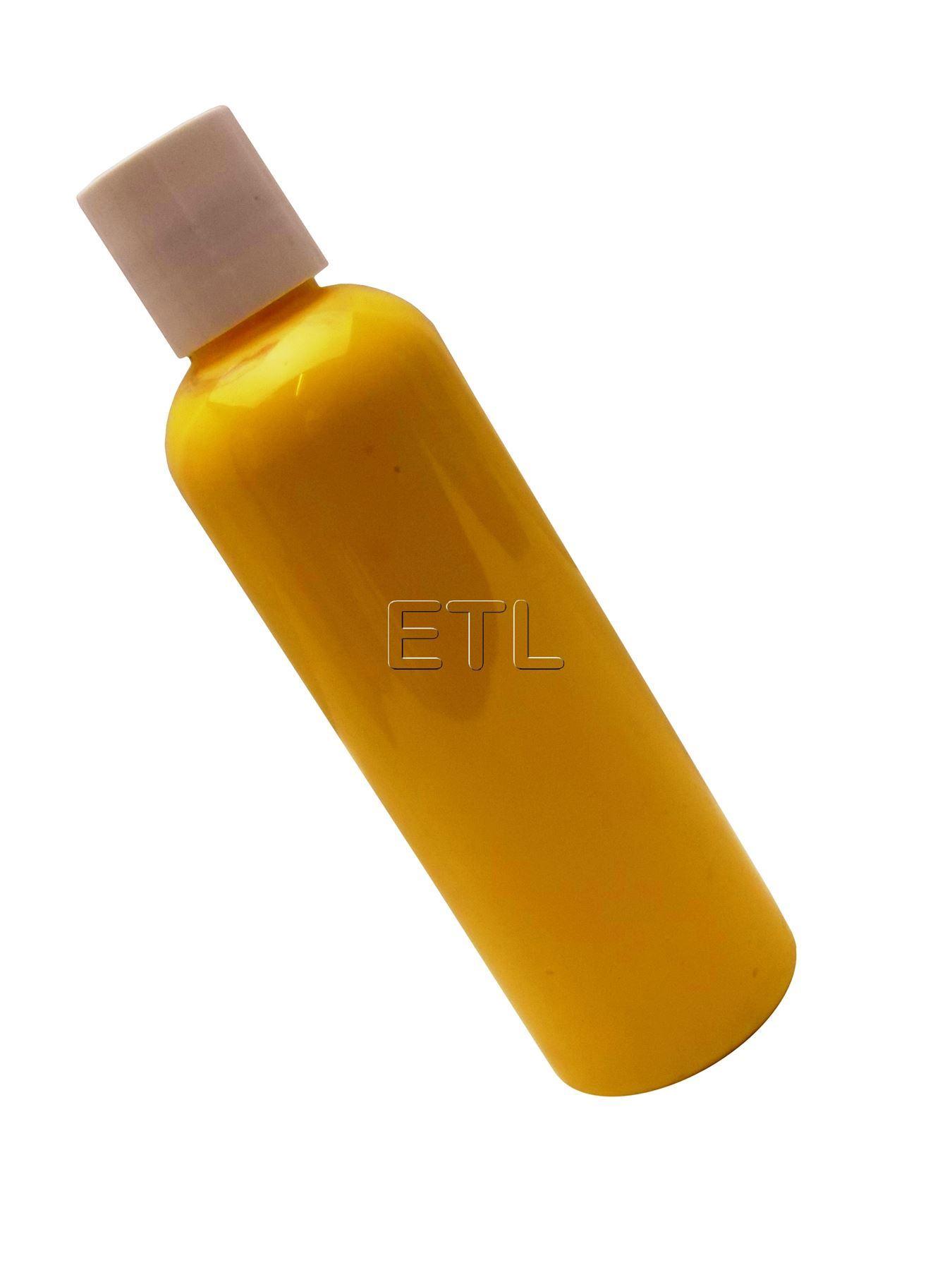 Non toxic craft paint - 200ml Yellow Craft Paint Bottle Pot Non Toxic Art Children Kids School Party