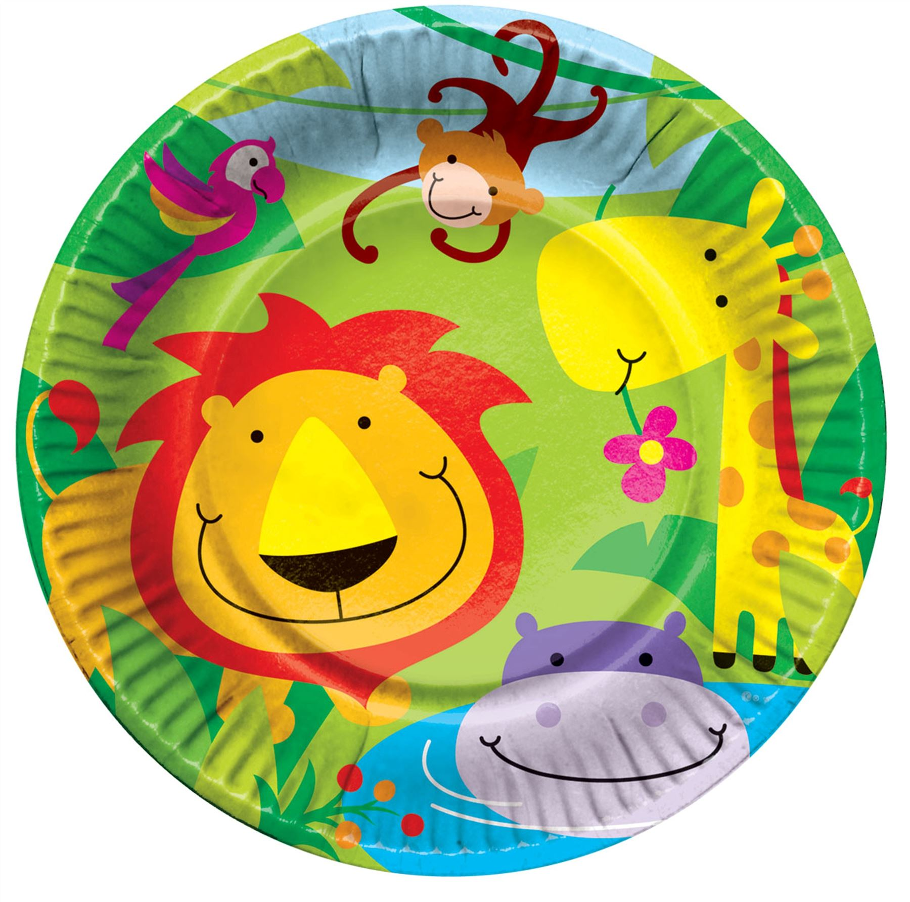 Jungle Theme 3 Party Food Gift Boxes Girls Boy Kids Childrens Birthday Party Zoo