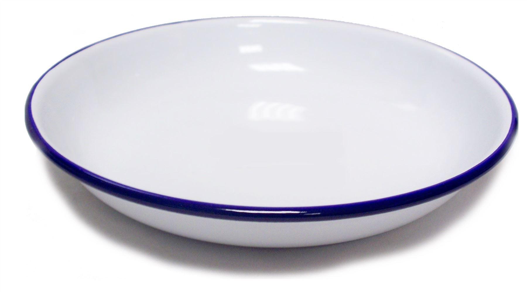 24cm Enamel Rice Pasta Plate