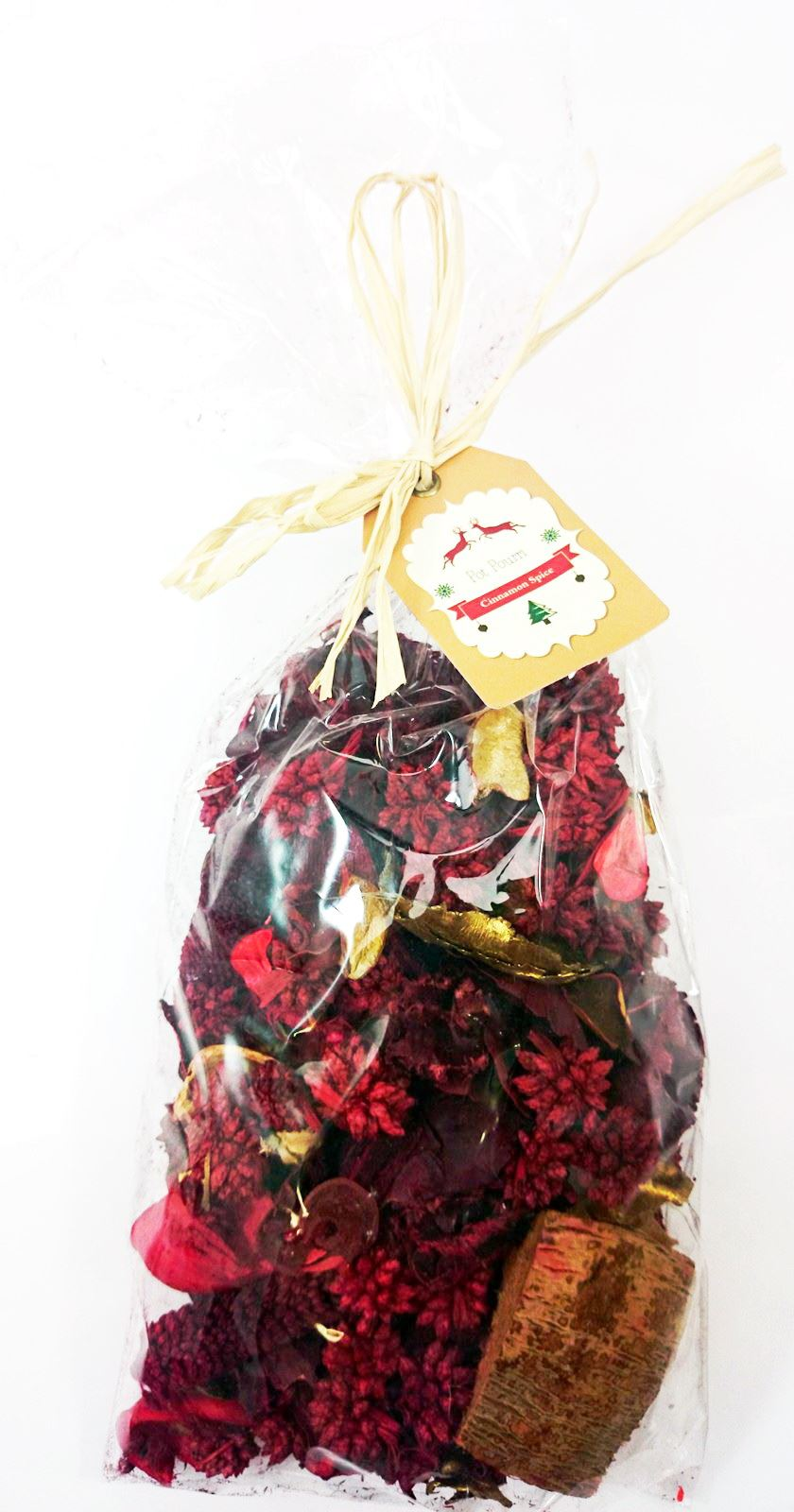 xmas fragrance scented pot pourri gift bag winter spice party home decoration ebay. Black Bedroom Furniture Sets. Home Design Ideas