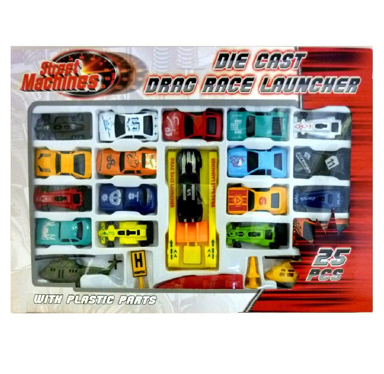 Die Cast Car Racing Race F1 Toy Play Metal Mini Vehicle