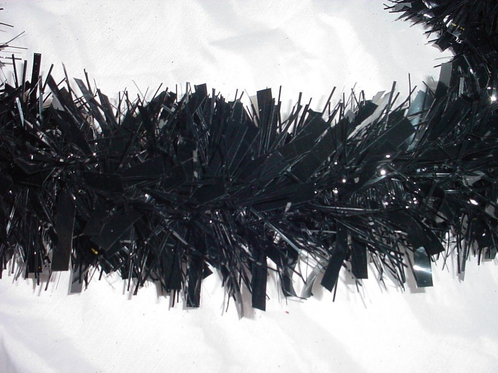 M luxury chunky xmas tinsel garland tree room home