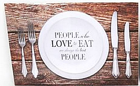 24 banquet disposable table paper placemats dinner party