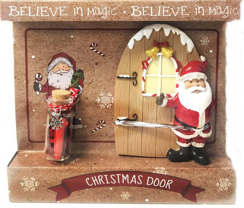 Christmas Elf Xmas Magical Make A Wish Jar