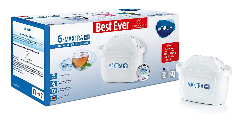 8 Original Brita Maxtra Plus Filtre à Eau Filtre CARTOUCHES