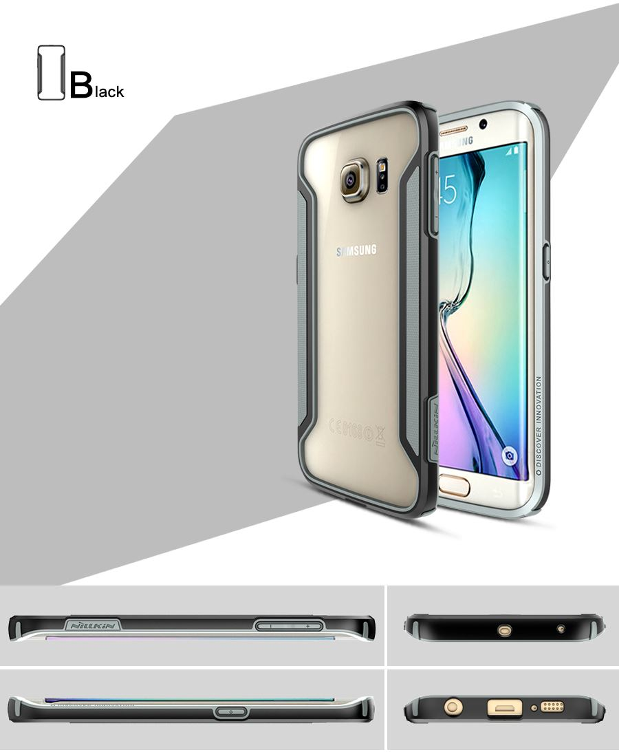 Bumper-Nillkin-Armor-Border-Samsung-Galaxy-S6-Edge-G925-Funda-Lateral-Premium
