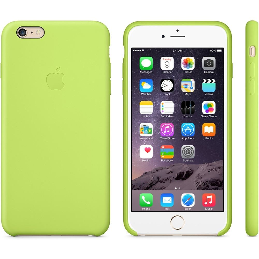 Funda Silicone Case de Apple Original para el iPhone 6 Plus  15f5cfe4dd