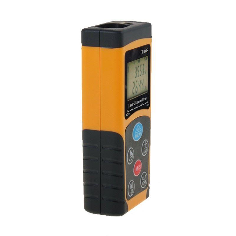 Medidor l ser de distancia cp 60p distanciometro tel metro - Medidor distancias laser ...