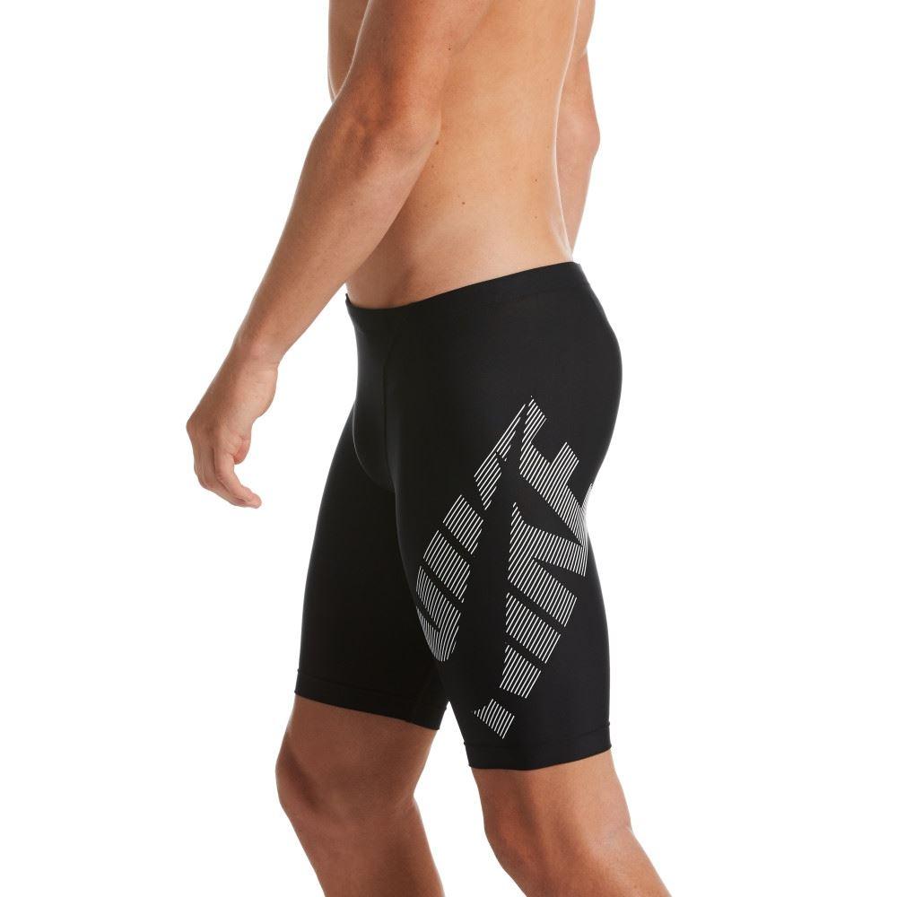 36 Black Speedo Mens Speed Fit Splash Swimming Jammers