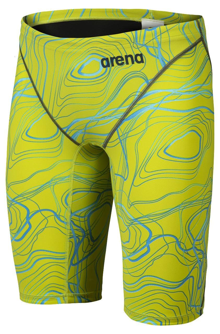 Arena Boys Powerskin ST 2.0 Jammer 2019 Ltd Edition-JUNIOR swim short-Vert