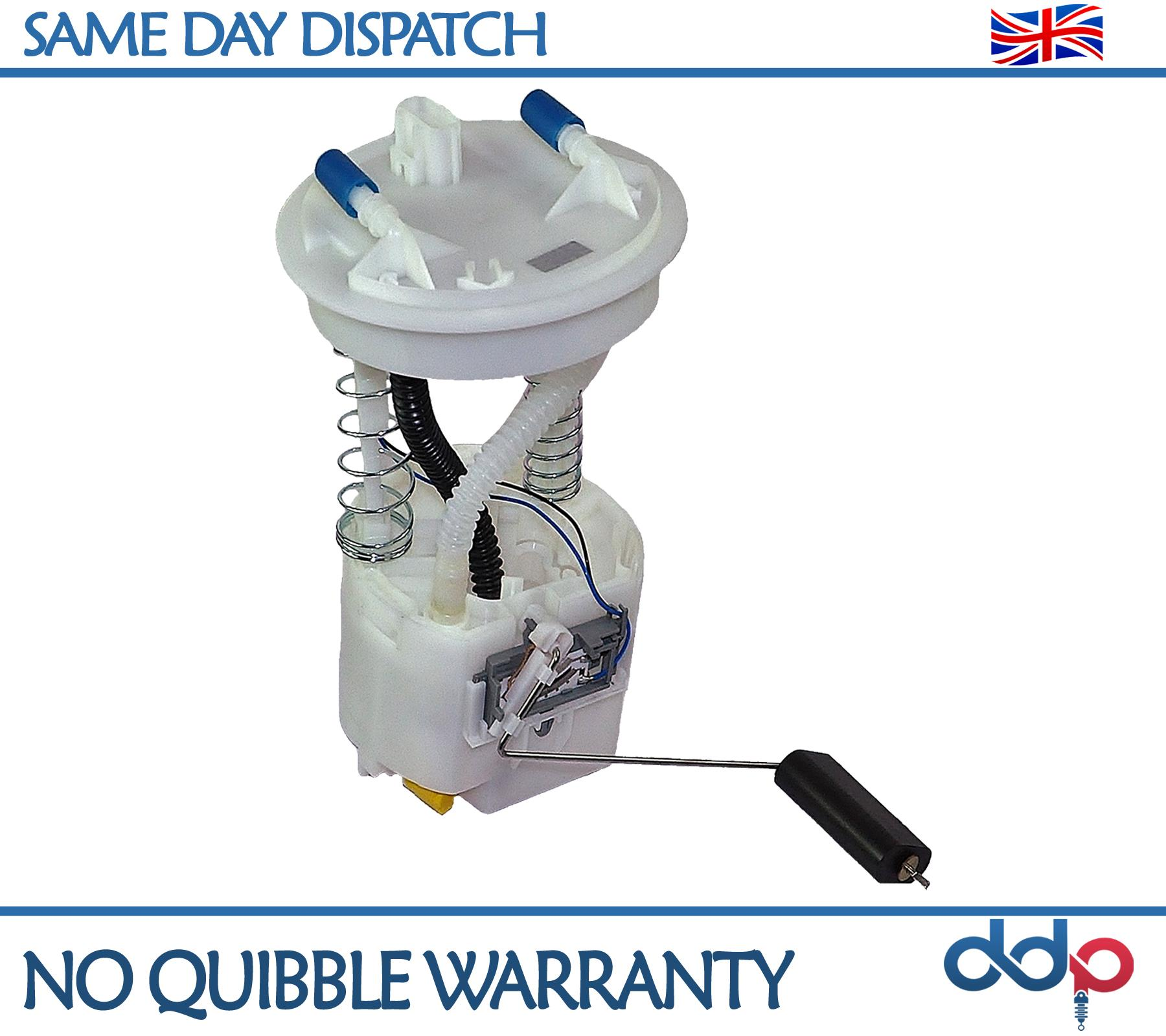 TANK FUEL PUMP WITH SENDER UNIT FOR FORD FIESTA MK5 FUSION 1.25 1.3 1.4 1.6