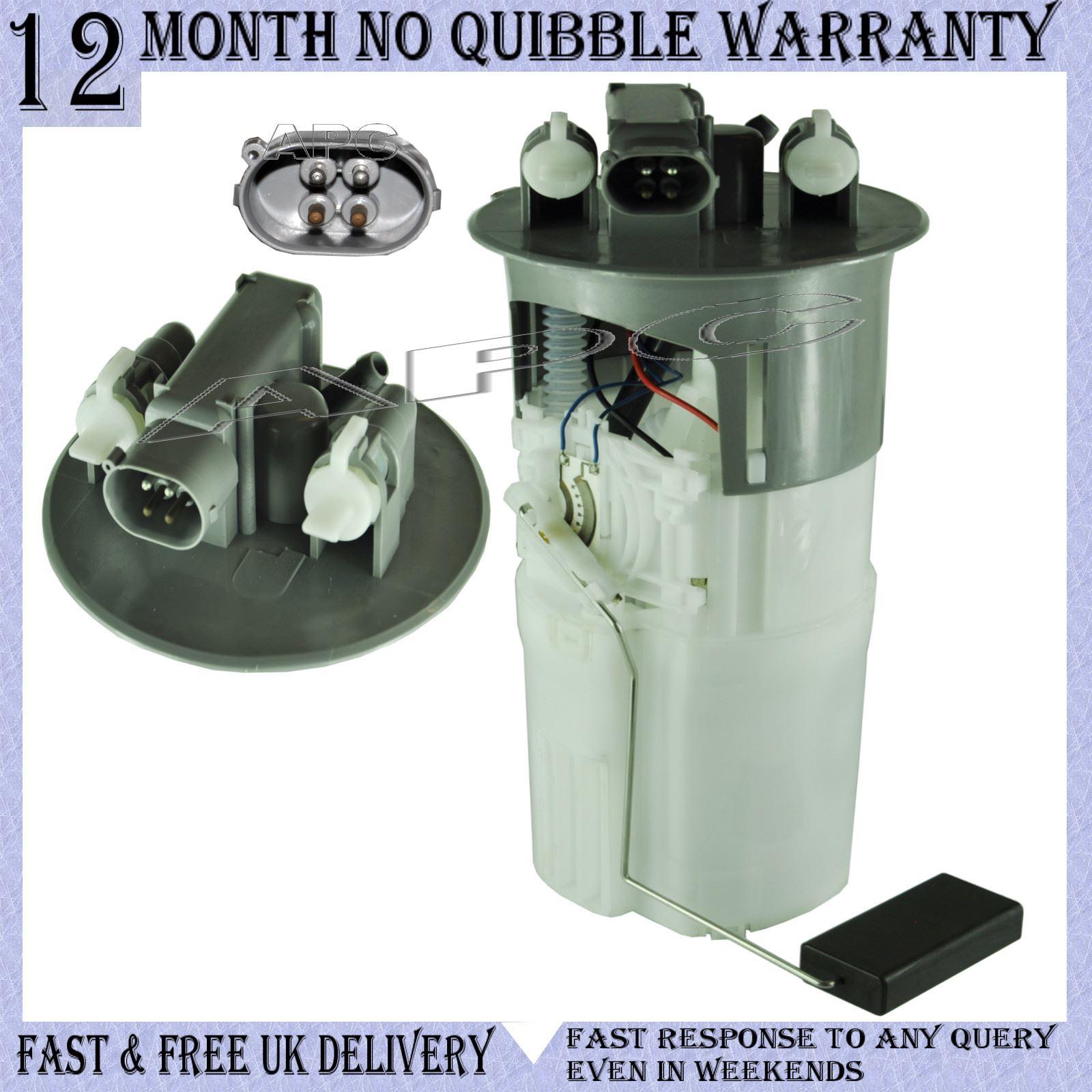 In Tank Fuel Pump For Land Rover Freelander 2 0 Td4