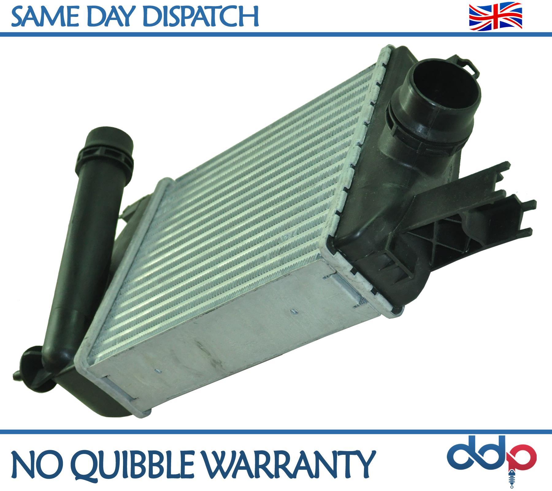 Turbo tuyau tuyau LADELUFT Manifold pour Dacia Dokker Lodgy 1.5 dCi