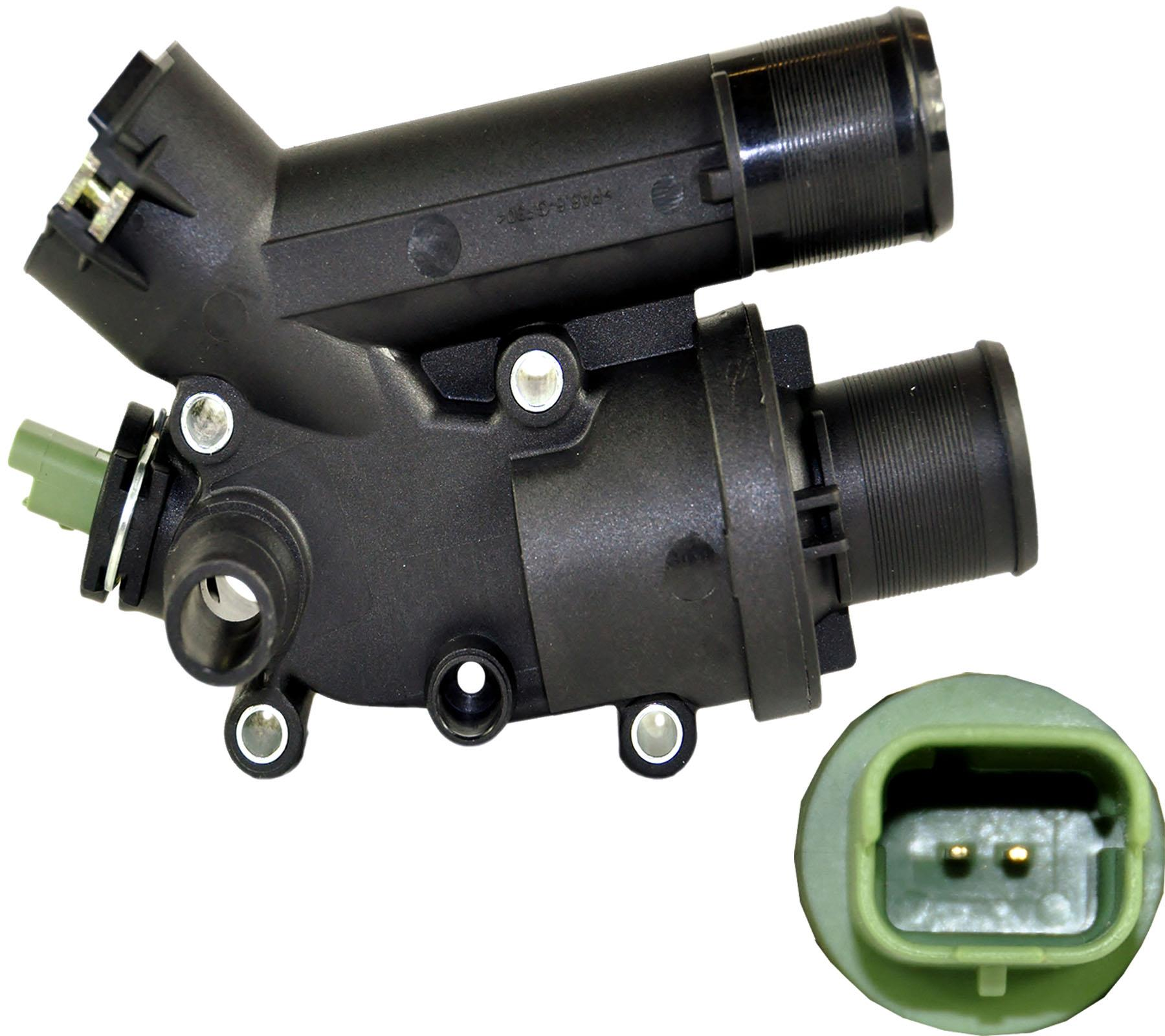 THERMOSTAT WITH HOUSING FOR FORD GALAXY, MONDEO, S-MAX, 2