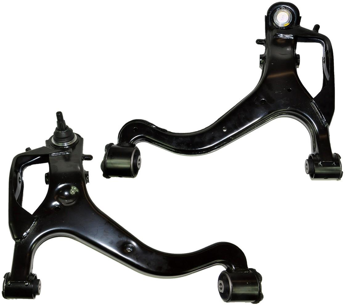 RH Front Lower Suspension Arm Land Rover Discovery 3 /& 4 avec air LR075993G