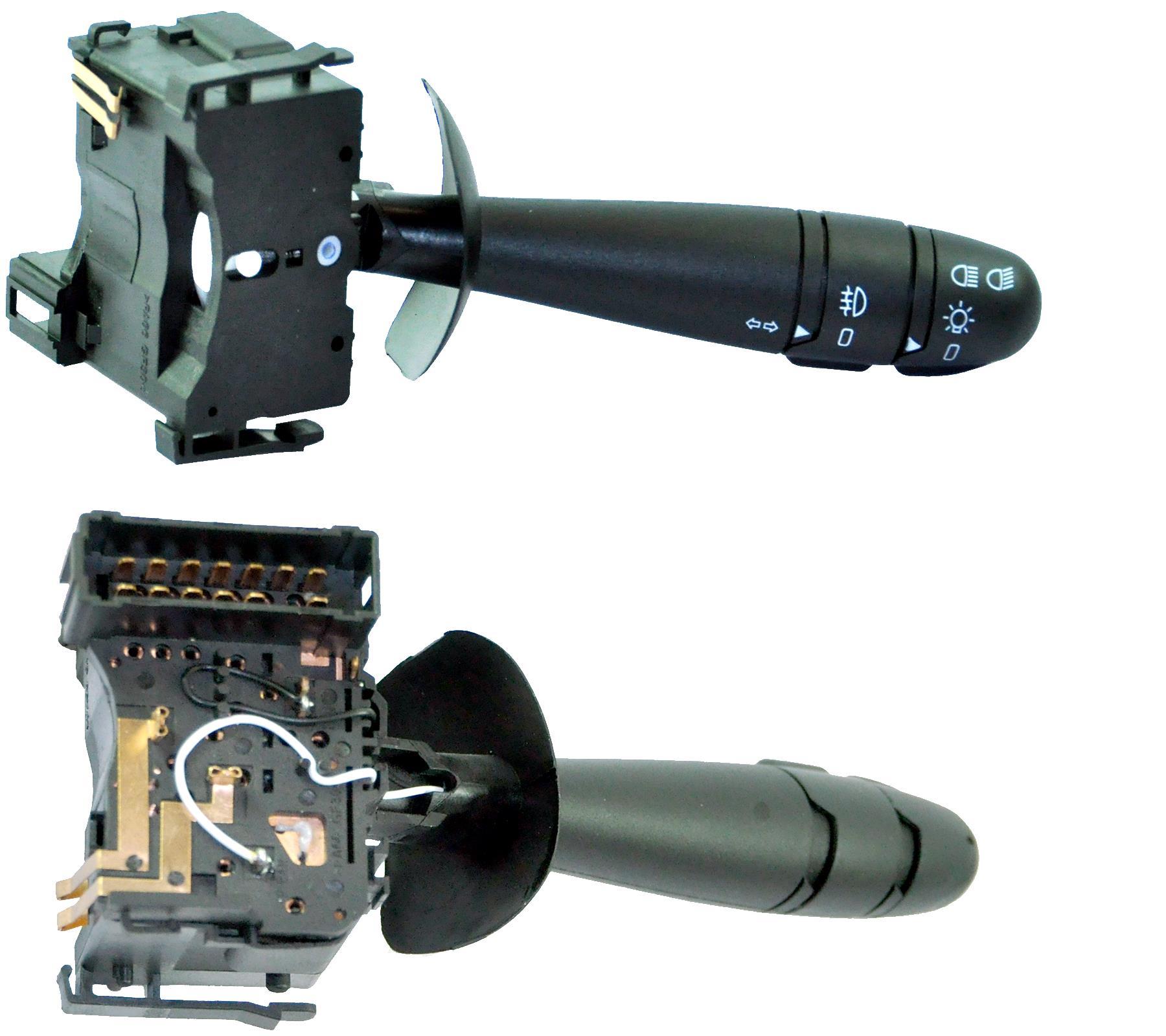 For Opel//Vauxhall Vivaro 4410524 Indicator Headlight Column Stalk Switch