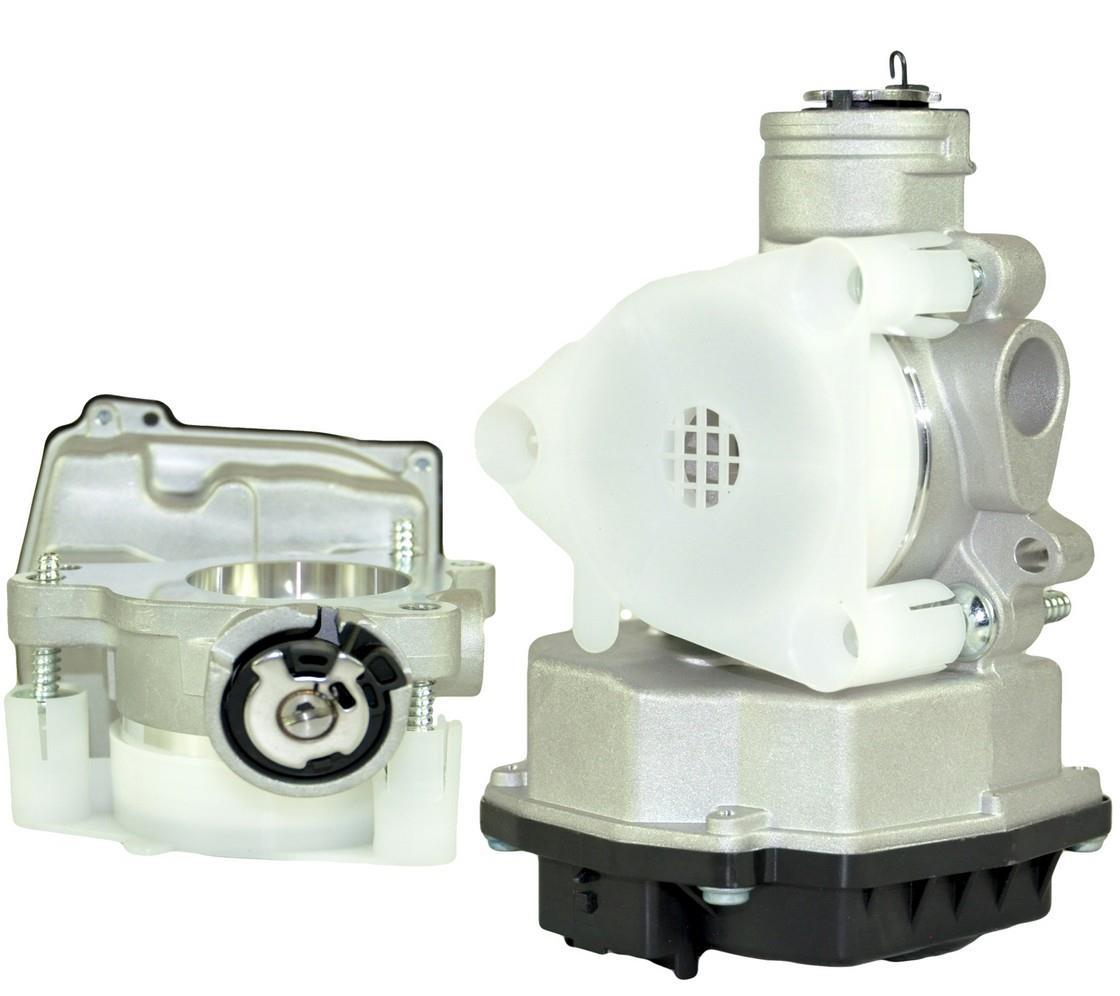 For Citroen Berlingo C2 C3 Peugeot 206 207 1007 Bipper Throttle Body 9640796280